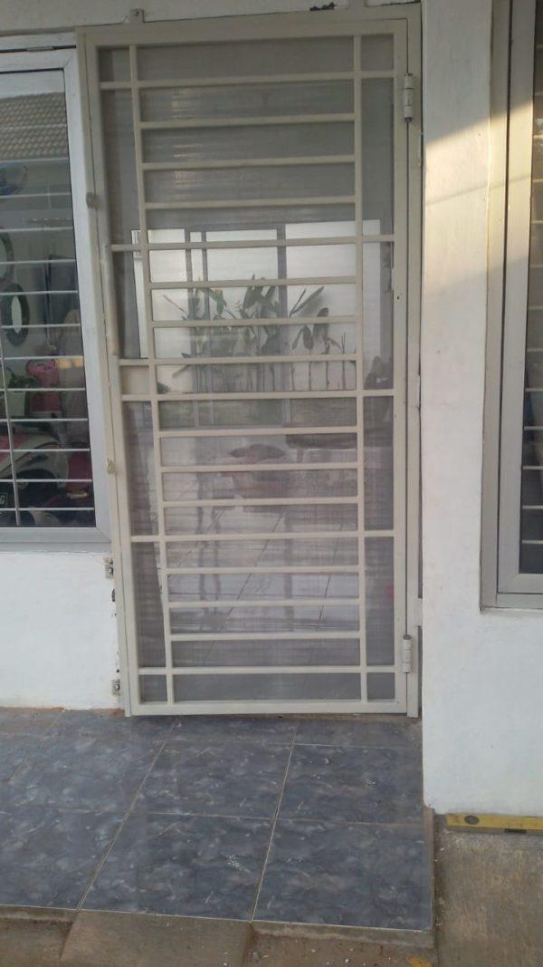 pintu pengaman double semarang
