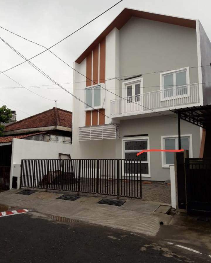 Pagar Lipat Garasi Menoreh Selatan Semarang 550 ribu/meter