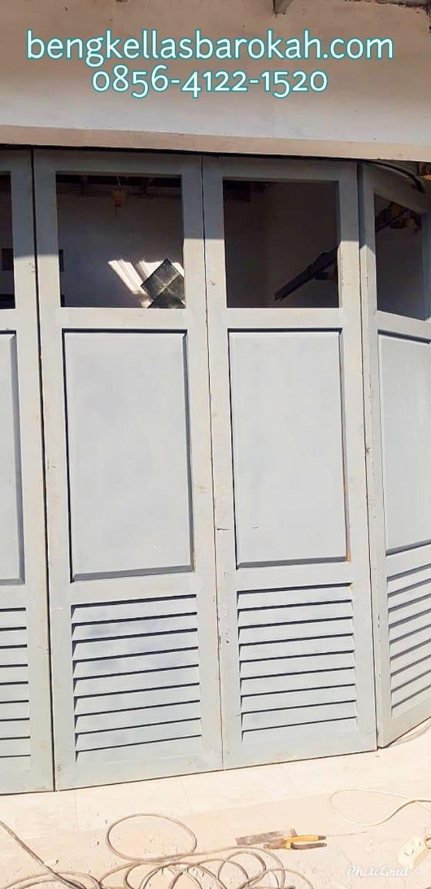Pintu Handerson Garasi Murah di Semarang Hanya Rp 1.2 Juta