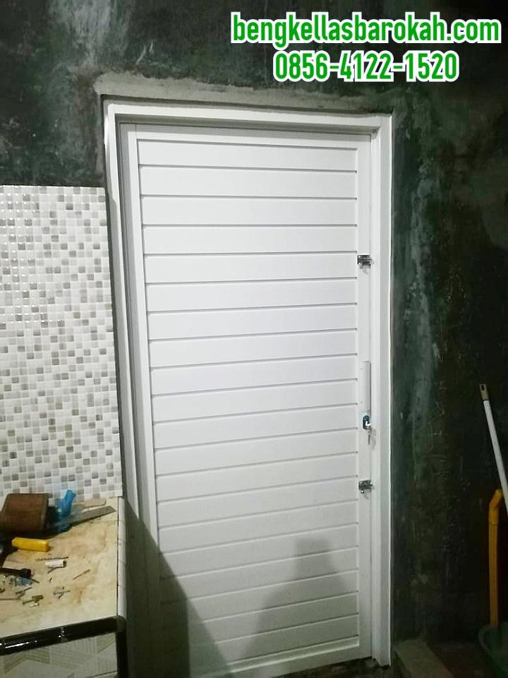 Pintu Dapur Aluminium Semarang Hanya 900 ribu/meter